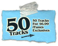 50 Tracks